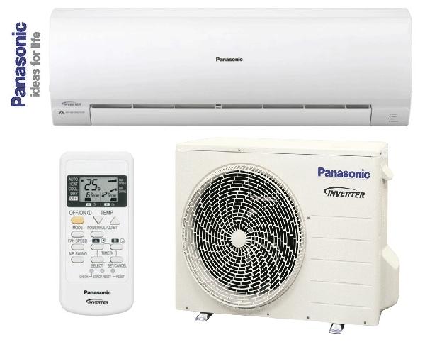 Máy lạnh Panasonic 1.0HP (Inverter)