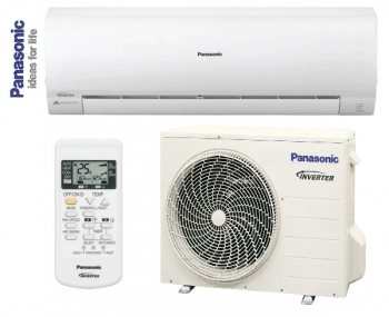 may lanh panasonic 2 5hp  inverter